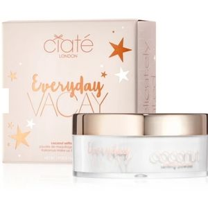 Ciate Everyday Vacay Coconut Setting Powder